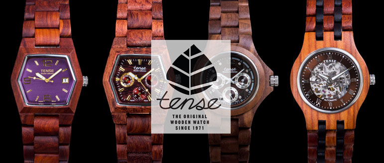 Wholesale Tense Wood Watches Web
