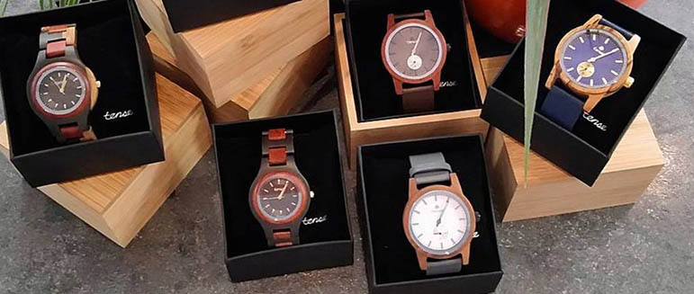 Wholesale Tense Wood Watches